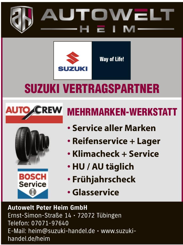Autowelt Peter Heim GmbH