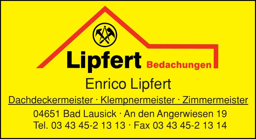 Bedachungen Enrico Lipfert