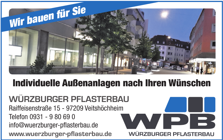 Würzburger Pflasterbau GmbH