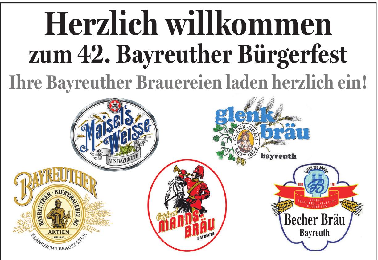 42. Bayreuther Bürgerfest