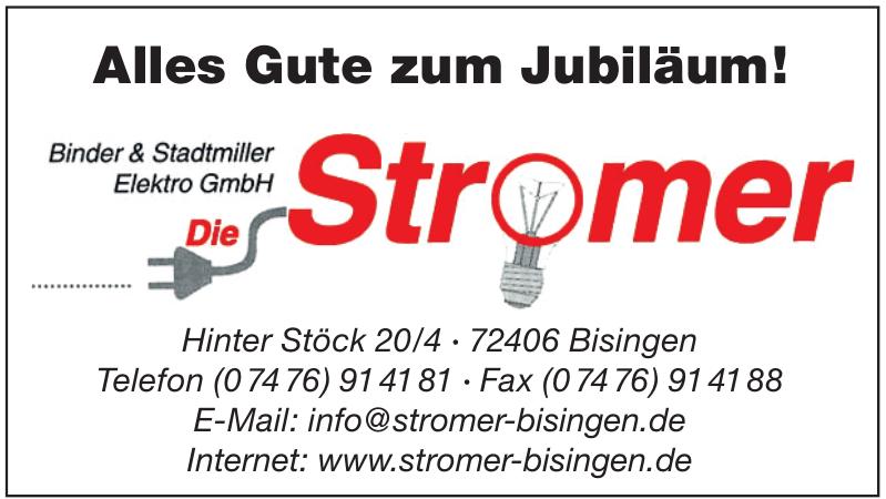 Binder & Stadtmiller Elektro GmbH