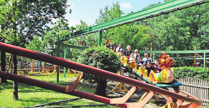 Der Erse Park Uetze, ein unvergessliches Erlebnis für Groß und Klein.