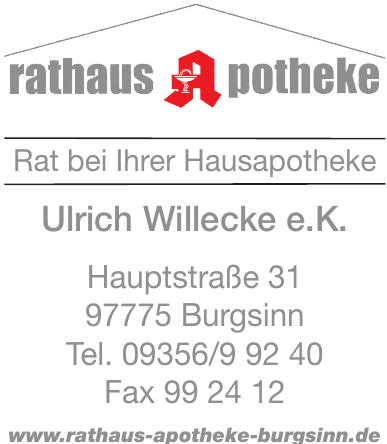 Ulrich Willecke e.K. Rathaus-Apotheke
