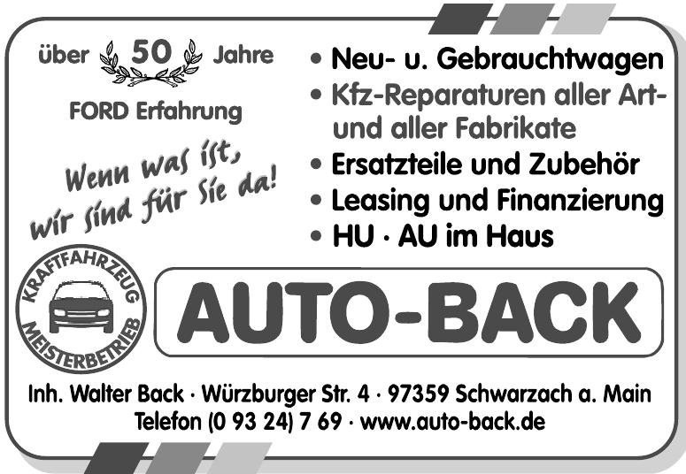 Auto-Back
