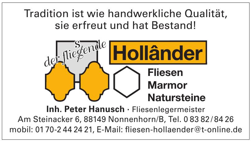 Inh. Peter Hanusch