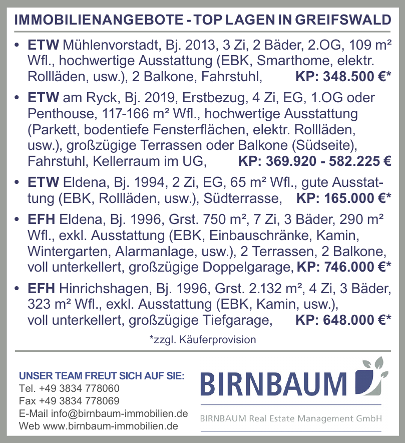 Birnbaum Immobilien