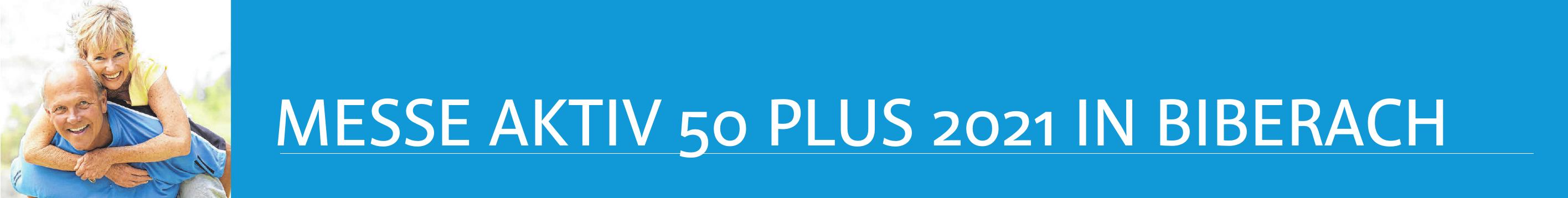 """Die """"aktiv50plus"""" gibt's diesmal nur digital Image 1"""