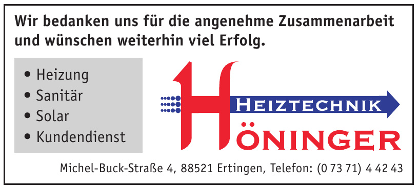 Heiztechnik Höninger