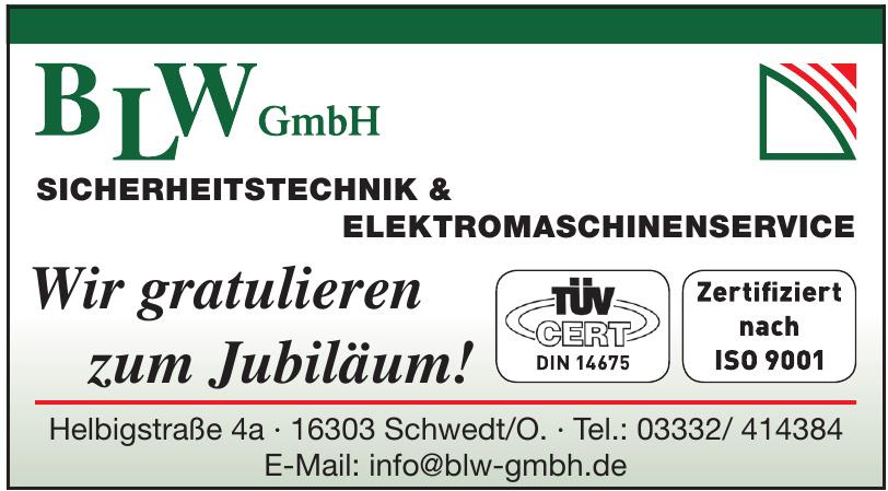 BLW GmbH