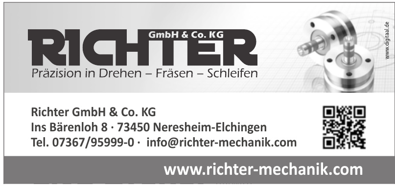 Richter GmbH & Co. KG