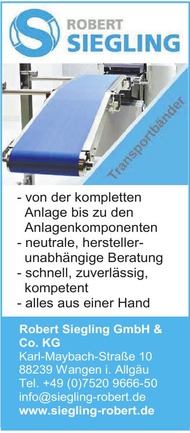 Robert Siegling GmbH & Co. KG