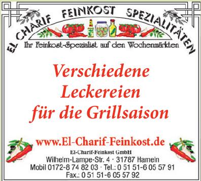 El-Charif-Feinkost GmbH