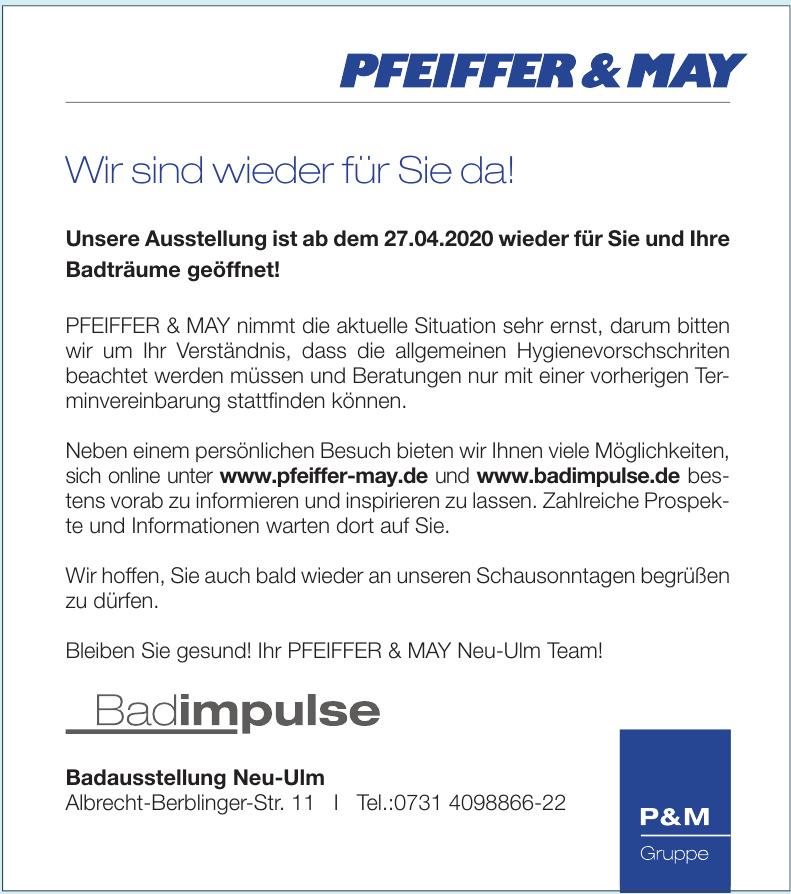 Badimpulse Badausstellung Neu-Ulm