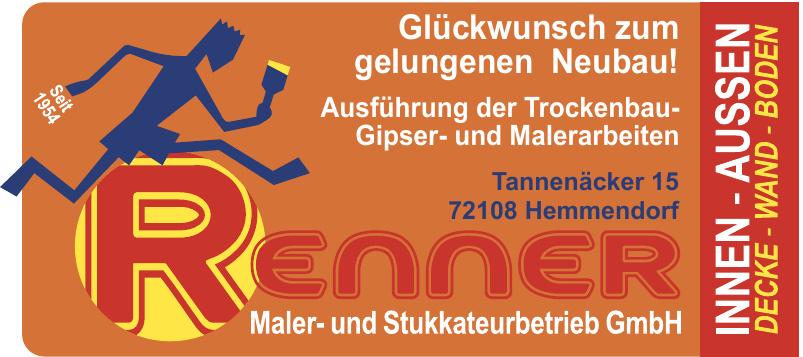Renner Maler- und Stuckkateurbetrieb GmbH
