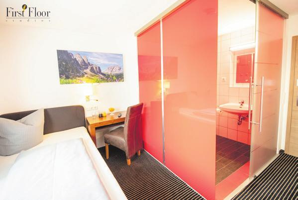 Auf neuem Niveau: Das neue Stadthotel Giengen Image 5