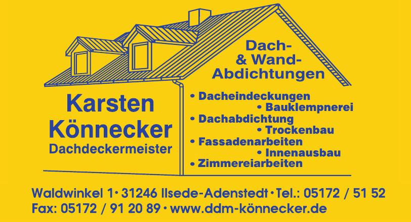 Karsten Könnecker - Dachdeckermeister