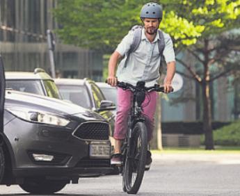 Dank des ABS-Systems blockieren die Räder nicht. Foto: Ampnet/Bosch
