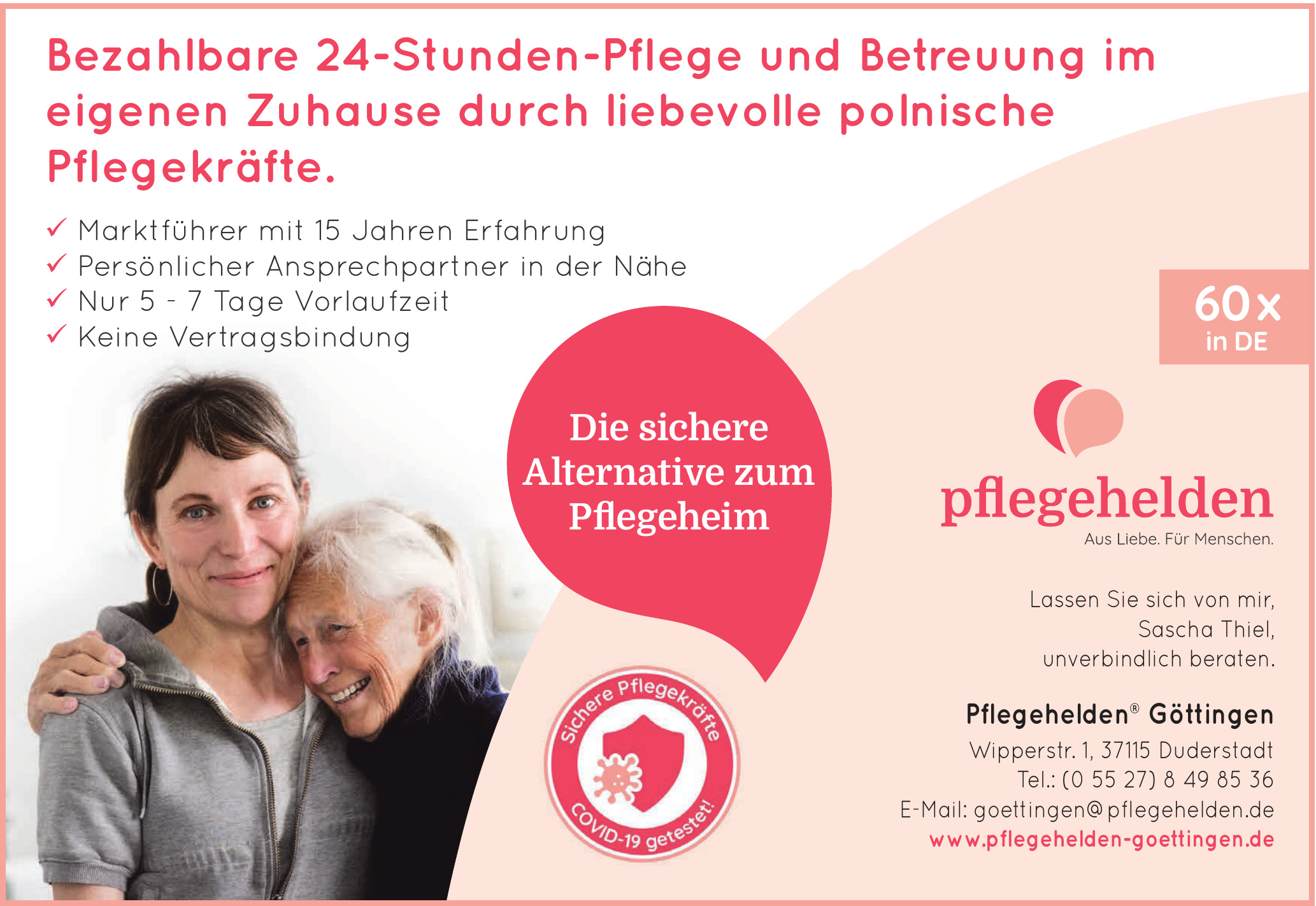 Pflegehelden Göttingen