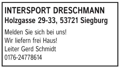 Intersport Dreschmann