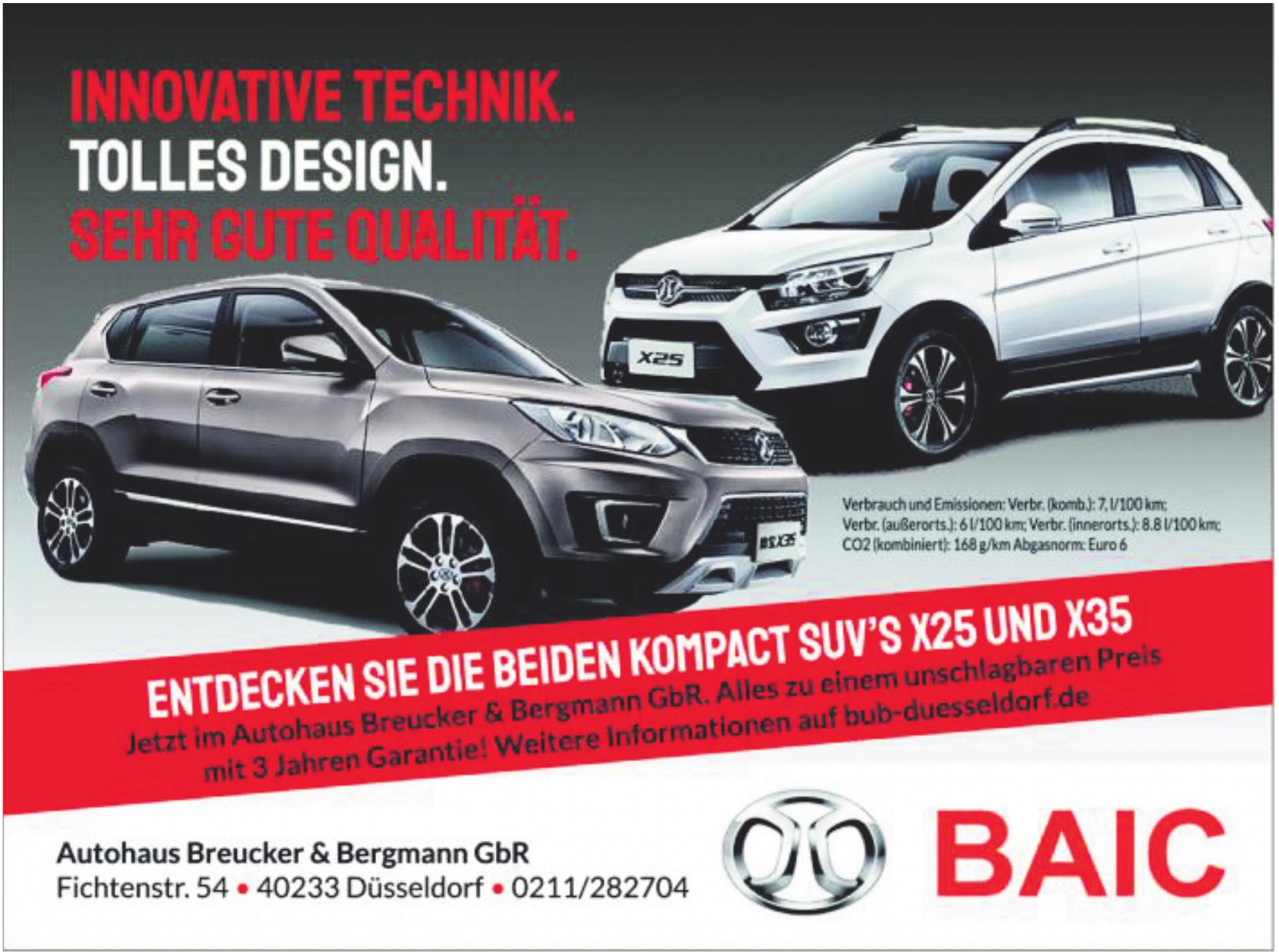 Autohaus Breucker & Bergmann GbR