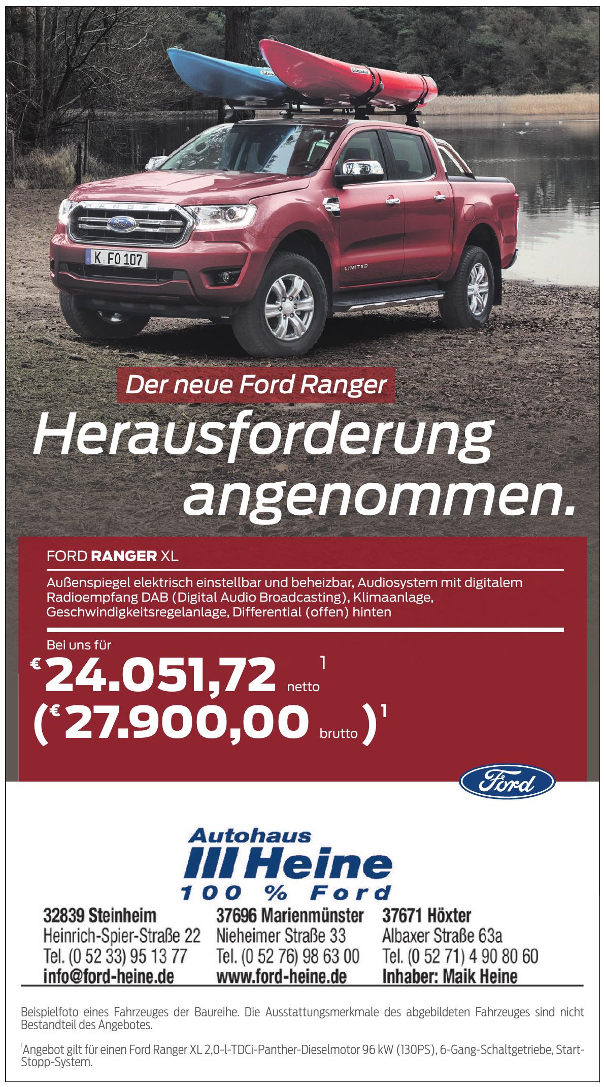 Autohaus Heine