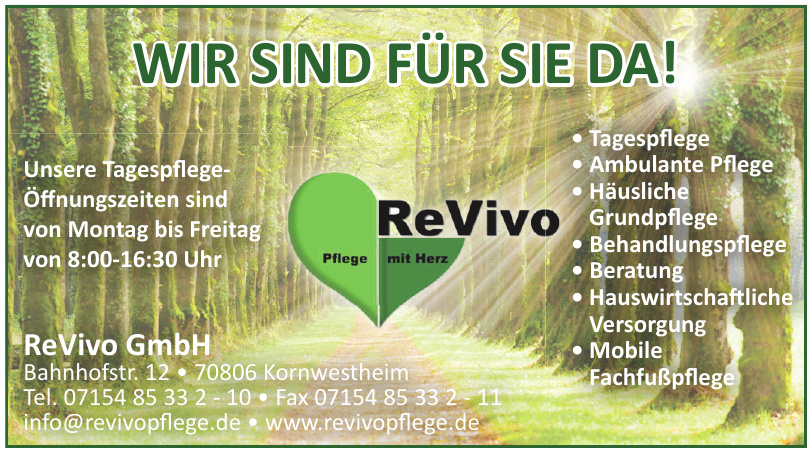 ReVivo GmbH