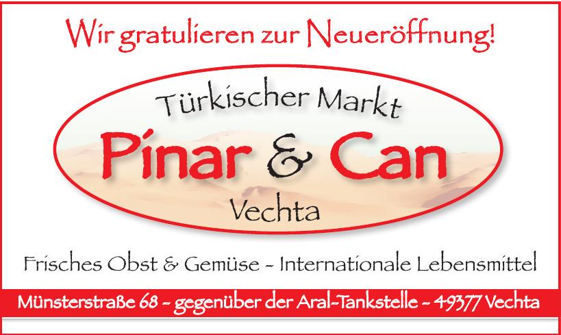Türkischer Markt Pinar & Can Vechta