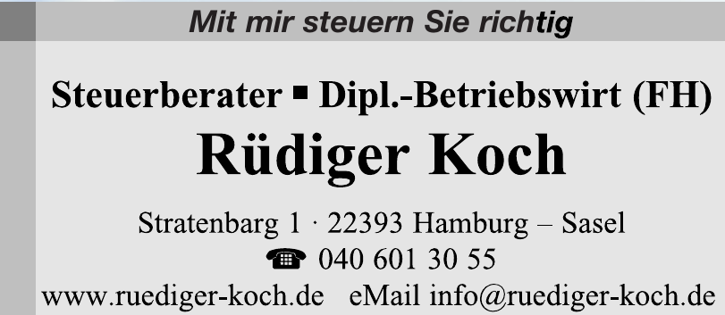 Rüdiger Koch