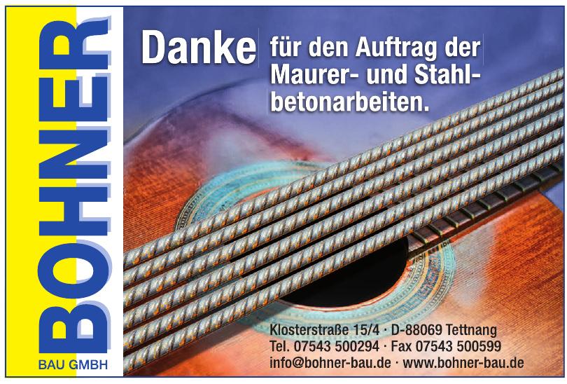 Bohner Bau GmbH