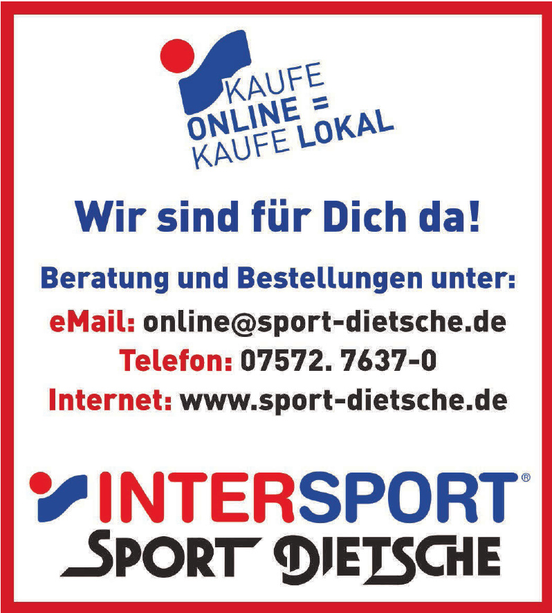 Intersport - Sport-Dietsche GmbH & Co.KG