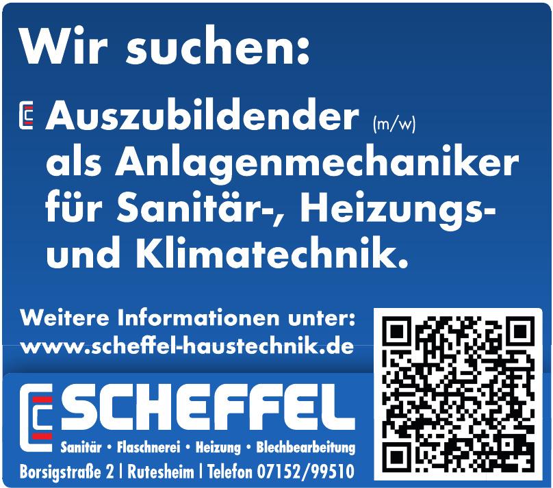 Scheffel