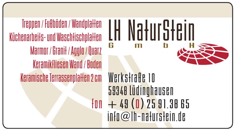 LH Naturstein GmbH
