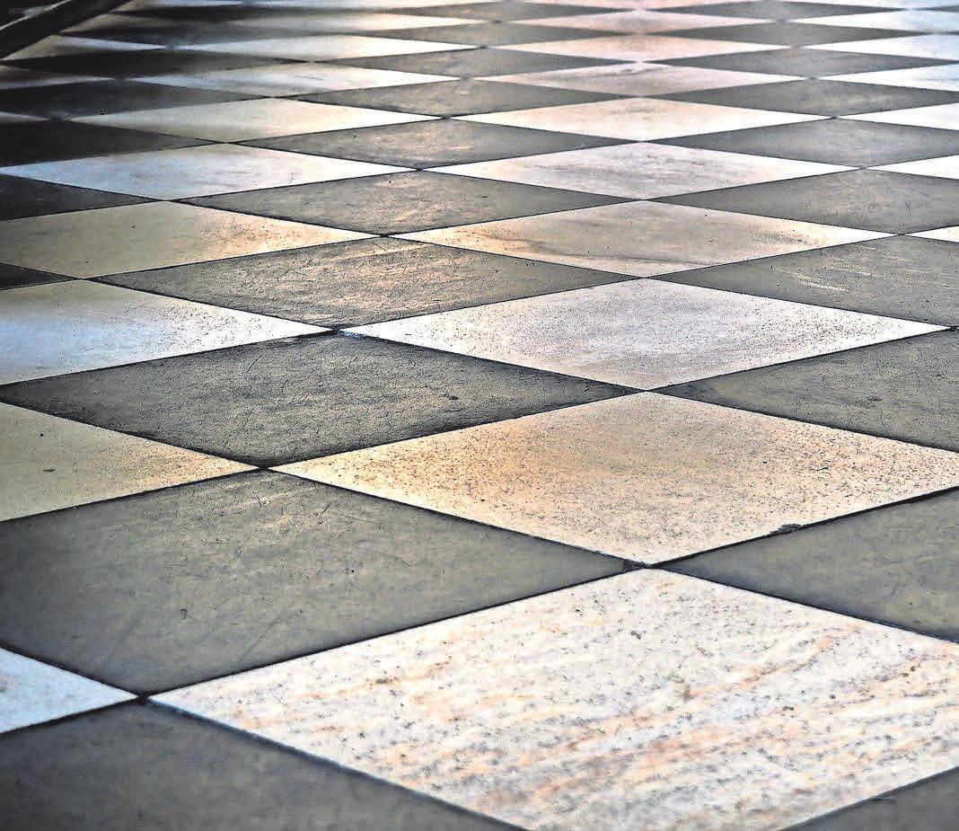 PVC-Böden lassen sich vergleichsweise schnell verlegen. Foto: Pixaba