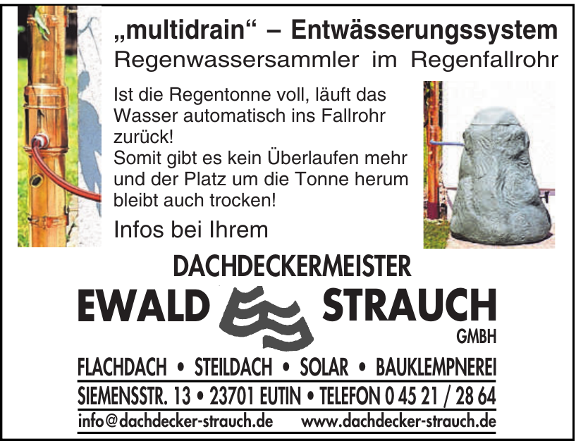 Dachdecker Strauch GmbH