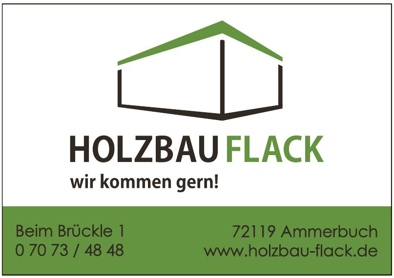 Holzbau Flack