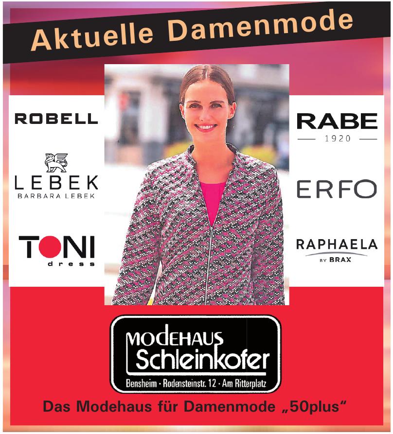 Modehaus Schleinkofer