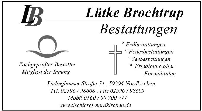 Tischlerei Lütke Brochtrup GmbH