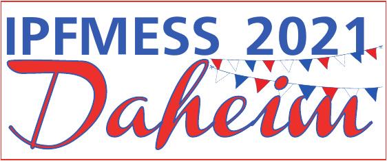 IPFMESS 2021 Daheim