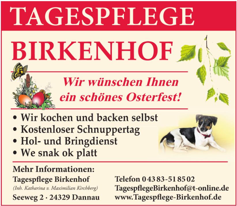 Tagespflege Birkenhof