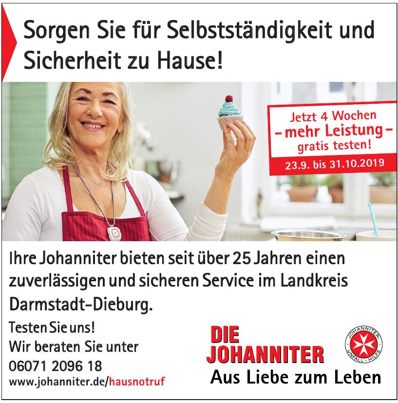 Johanniter-Hausnotruf