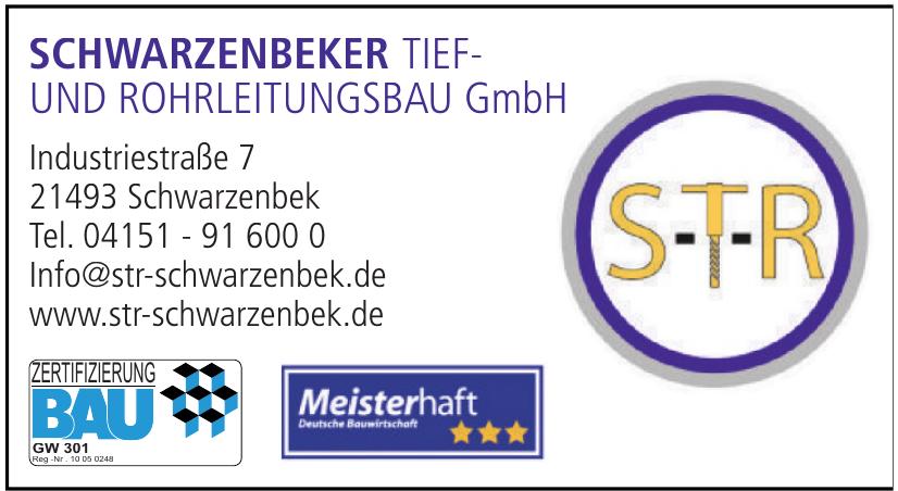 Schwarzenbeker Tief- und Rohrleitungsbau GmbH