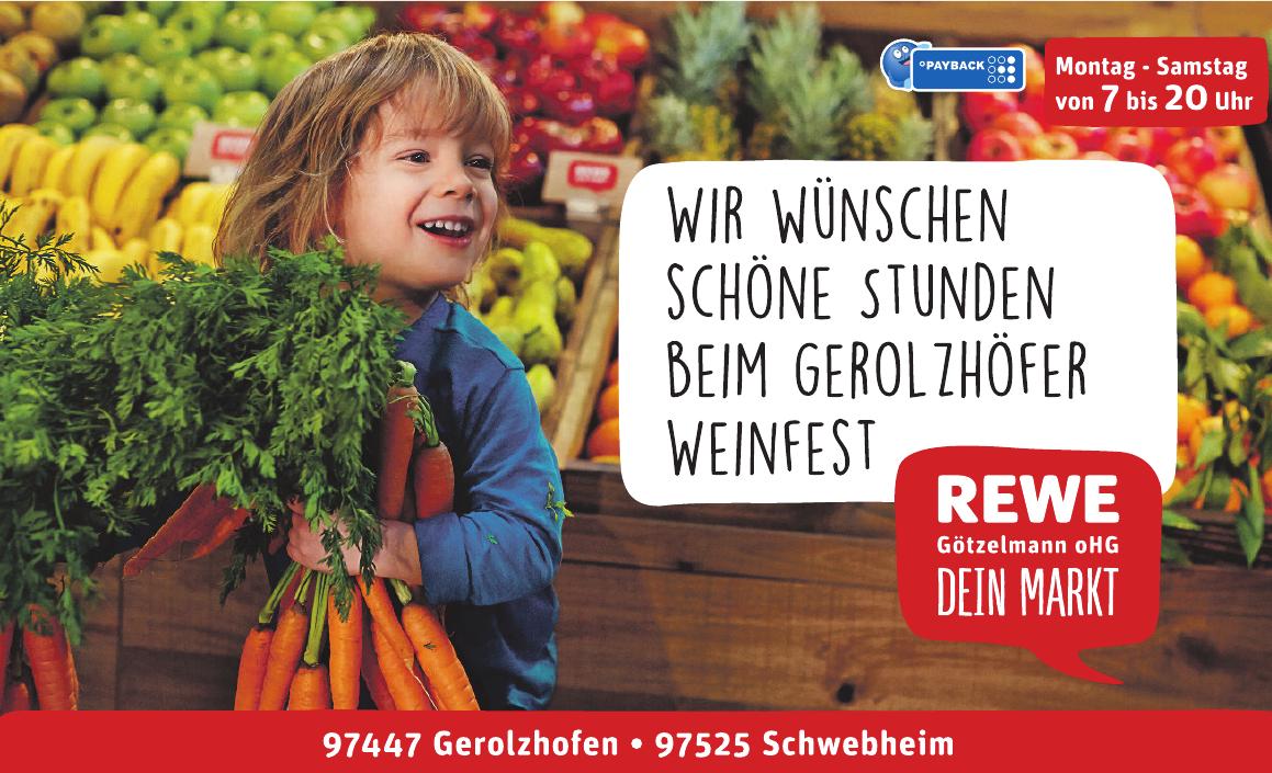 Rewe Götzelmann oHG