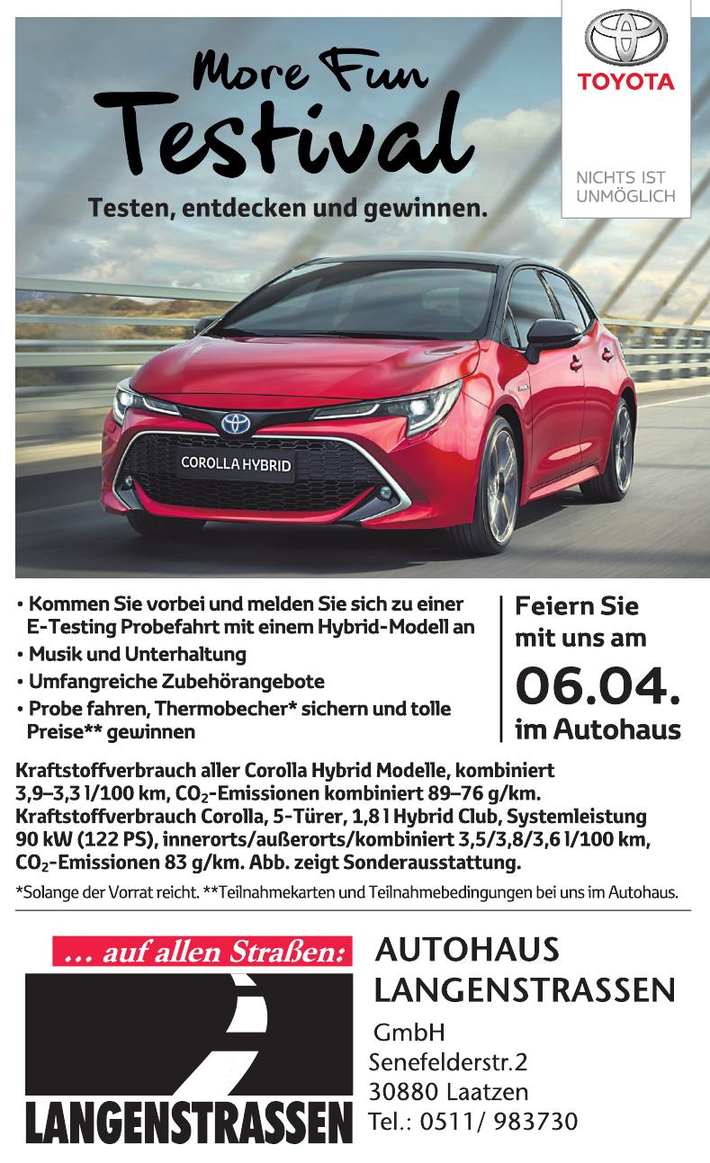 Autohaus Langenstrassen GmbH