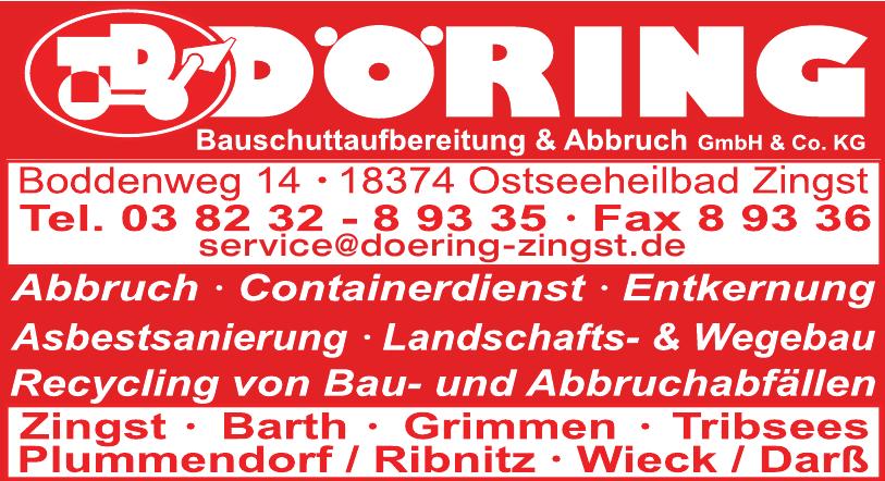 DÖRING Bauschuttaufbereitung & Abbruch GmbH & Co. KG