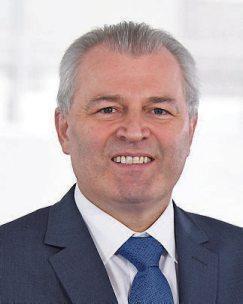 Jörg Stahl, Sprecher des Vorstands
