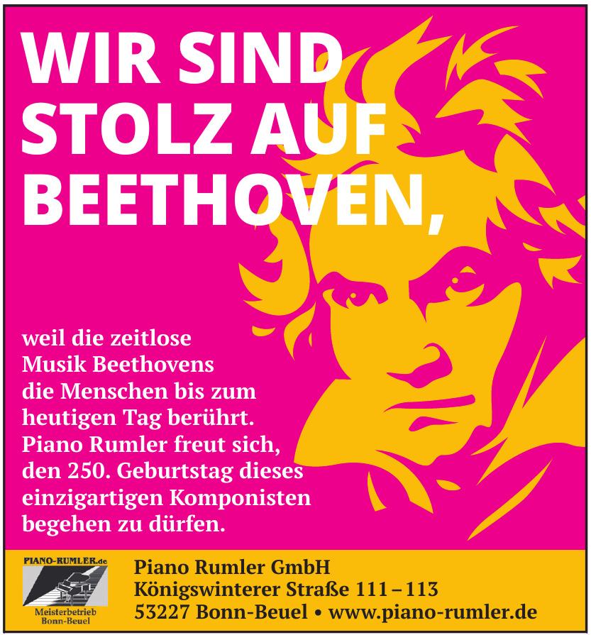 Piano Rumler GmbH