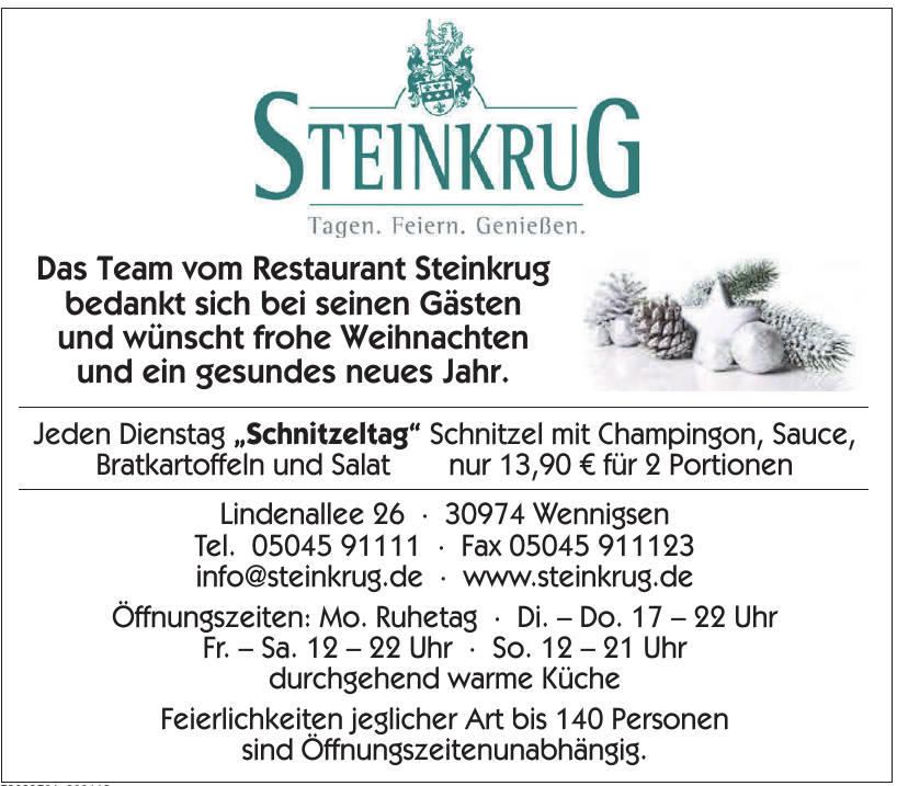 Steinkrug
