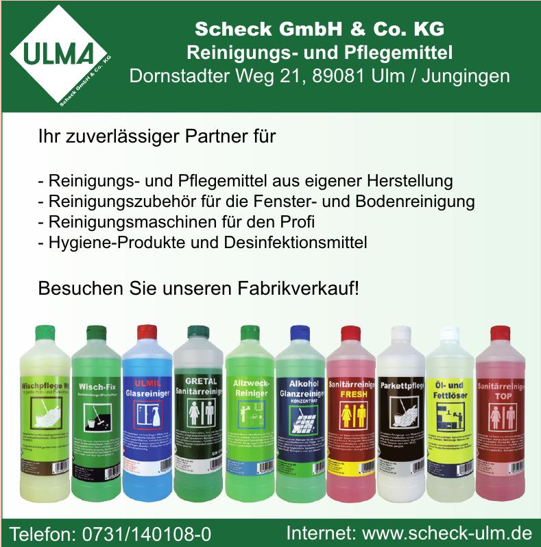 Scheck GmbH & Co. KG