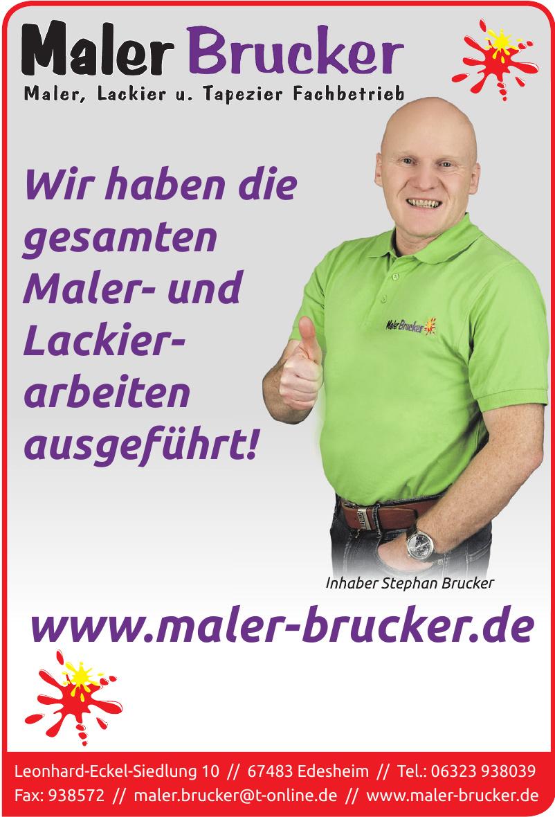 Maker Brucker