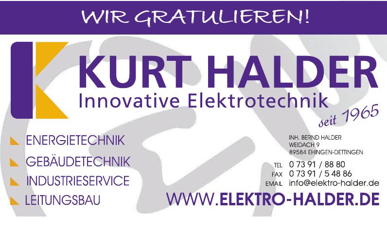 Kurt Halder